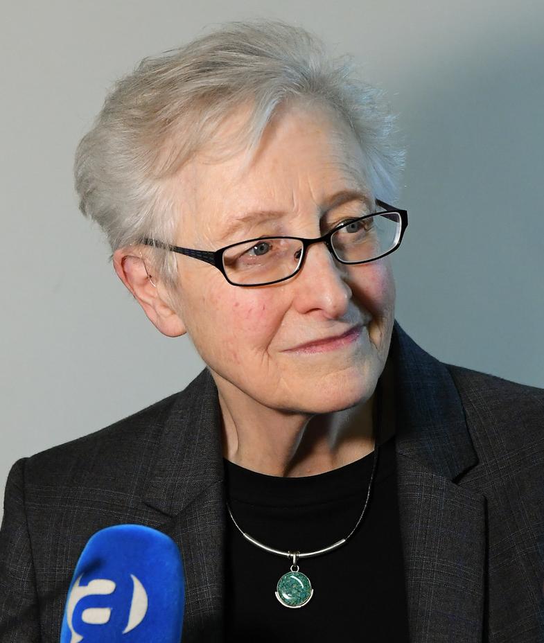 Photo of Marilyn Strathern