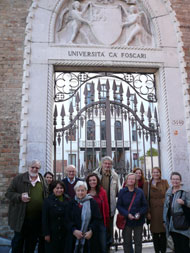 Some Venice workshop participants